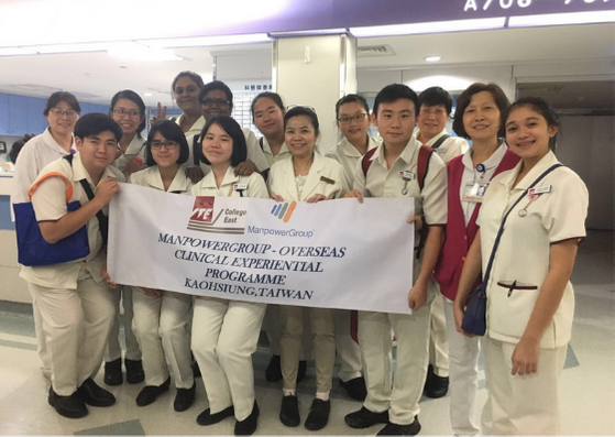 ManpowerGroup Overseas Clinical Experiential Program with ITE