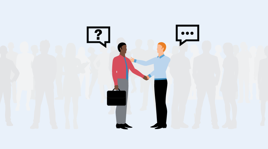 5 Questions To Ask Potential Employers At Job Networking Events
